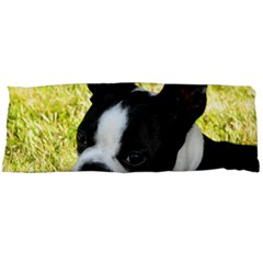 Boston Terrier Puppy Body Pillow Case Dakimakura (Two Sides)