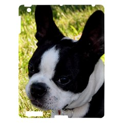 Boston Terrier Puppy Apple iPad 3/4 Hardshell Case