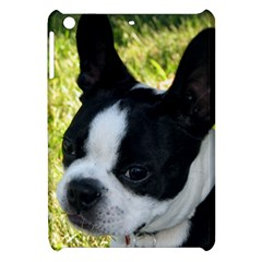 Boston Terrier Puppy Apple iPad Mini Hardshell Case