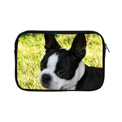 Boston Terrier Puppy Apple iPad Mini Zipper Cases