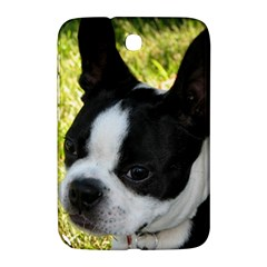 Boston Terrier Puppy Samsung Galaxy Note 8.0 N5100 Hardshell Case