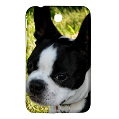 Boston Terrier Puppy Samsung Galaxy Tab 3 (7 ) P3200 Hardshell Case