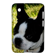 Boston Terrier Puppy Samsung Galaxy Tab 2 (7 ) P3100 Hardshell Case
