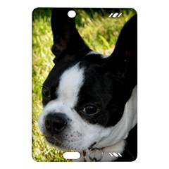 Boston Terrier Puppy Amazon Kindle Fire HD (2013) Hardshell Case