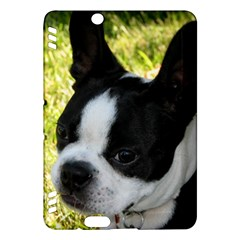 Boston Terrier Puppy Kindle Fire HDX Hardshell Case