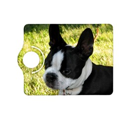 Boston Terrier Puppy Kindle Fire HD (2013) Flip 360 Case