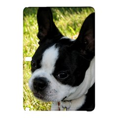 Boston Terrier Puppy Samsung Galaxy Tab Pro 10.1 Hardshell Case