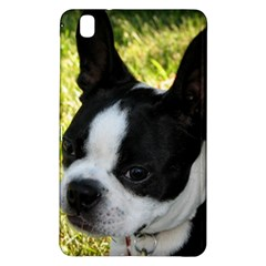 Boston Terrier Puppy Samsung Galaxy Tab Pro 8.4 Hardshell Case