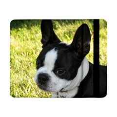 Boston Terrier Puppy Samsung Galaxy Tab Pro 8.4  Flip Case
