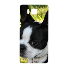Boston Terrier Puppy Samsung Galaxy Alpha Hardshell Back Case