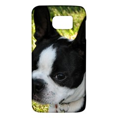 Boston Terrier Puppy Galaxy S6