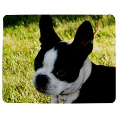 Boston Terrier Puppy Jigsaw Puzzle Photo Stand (Rectangular)