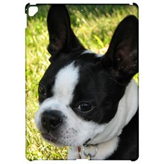 Boston Terrier Puppy Apple iPad Pro 12.9   Hardshell Case