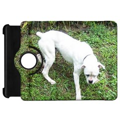 Boxer White Puppy Full Kindle Fire HD 7