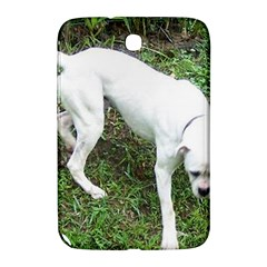 Boxer White Puppy Full Samsung Galaxy Note 8.0 N5100 Hardshell Case