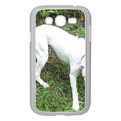 Boxer White Puppy Full Samsung Galaxy Grand DUOS I9082 Case (White)