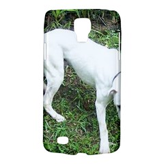 Boxer White Puppy Full Galaxy S4 Active