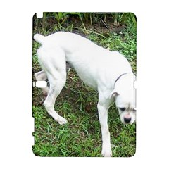 Boxer White Puppy Full Galaxy Note 1