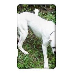 Boxer White Puppy Full Samsung Galaxy Tab S (8.4 ) Hardshell Case