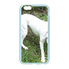 Boxer White Puppy Full Apple Seamless iPhone 6/6S Case (Color)