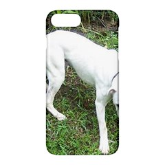 Boxer White Puppy Full Apple iPhone 7 Plus Hardshell Case