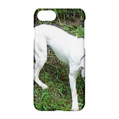 Boxer White Puppy Full Apple iPhone 7 Hardshell Case