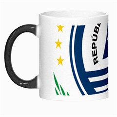 National Emblem of Cape Verde Morph Mugs