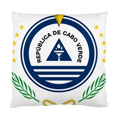National Emblem of Cape Verde Standard Cushion Case (One Side)