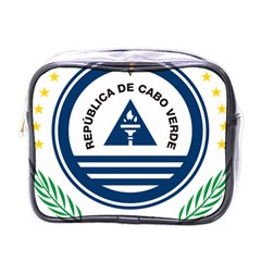 National Emblem of Cape Verde Mini Toiletries Bags