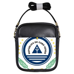 National Emblem of Cape Verde Girls Sling Bags