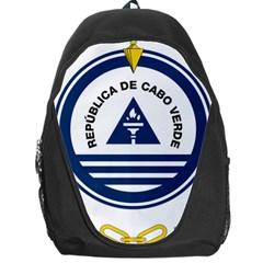 National Emblem of Cape Verde Backpack Bag