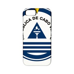 National Emblem of Cape Verde Apple iPhone 5 Classic Hardshell Case (PC+Silicone)