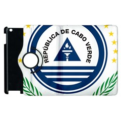 National Emblem of Cape Verde Apple iPad 2 Flip 360 Case