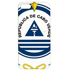 National Emblem of Cape Verde Apple iPhone 5 Hardshell Case with Stand
