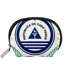 National Emblem of Cape Verde Accessory Pouches (Small)