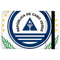 National Emblem Of Cape Verde Ipad Air Flip