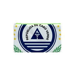 National Emblem of Cape Verde Cosmetic Bag (XS)