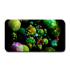 Abstract Balls Color About Medium Bar Mats