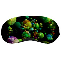 Abstract Balls Color About Sleeping Masks