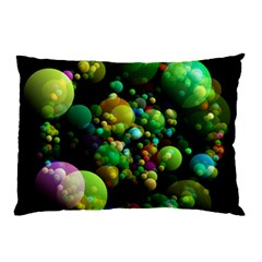 Abstract Balls Color About Pillow Case (Two Sides)