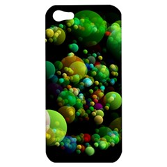 Abstract Balls Color About Apple iPhone 5 Hardshell Case