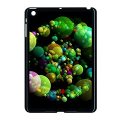 Abstract Balls Color About Apple iPad Mini Case (Black)