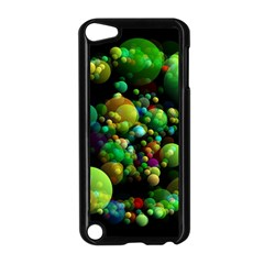 Abstract Balls Color About Apple iPod Touch 5 Case (Black)