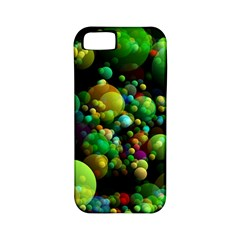 Abstract Balls Color About Apple iPhone 5 Classic Hardshell Case (PC+Silicone)