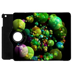 Abstract Balls Color About Apple iPad Mini Flip 360 Case