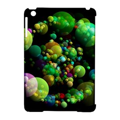 Abstract Balls Color About Apple iPad Mini Hardshell Case (Compatible with Smart Cover)