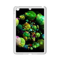 Abstract Balls Color About iPad Mini 2 Enamel Coated Cases