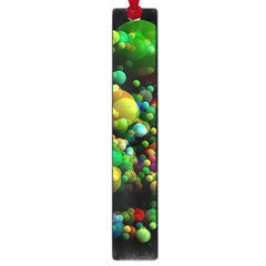 Abstract Balls Color About Large Book Marks