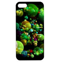 Abstract Balls Color About Apple iPhone 5 Hardshell Case with Stand