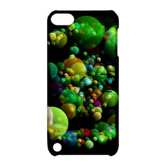 Abstract Balls Color About Apple iPod Touch 5 Hardshell Case with Stand